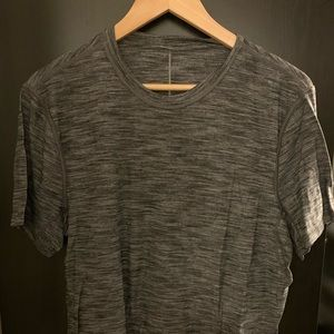 LuLulemon Somatic SS shirt